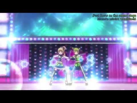 HD Pretty Rhythm Rainbow Live--- Ann Wakana Cherry Picking Days Episode 36 Subbed