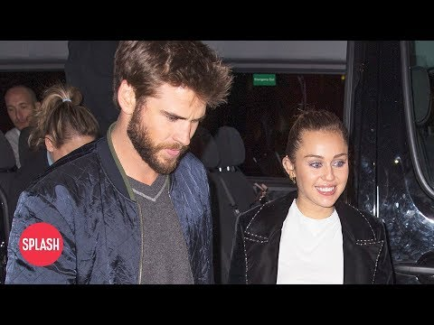 Miley Cyrus and Liam Hemsworth are Building a Nursery | Daily Celebrity News | Splash TV