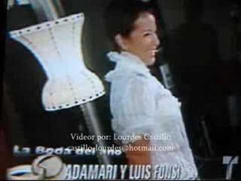 Historia de un Amor Real {Luis Fonsi y Adamari Lopez}
