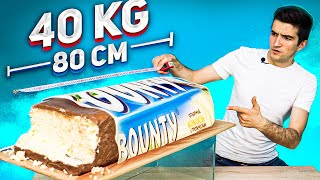 AM FACUT UN BOUNTY DE 40 KG !!
