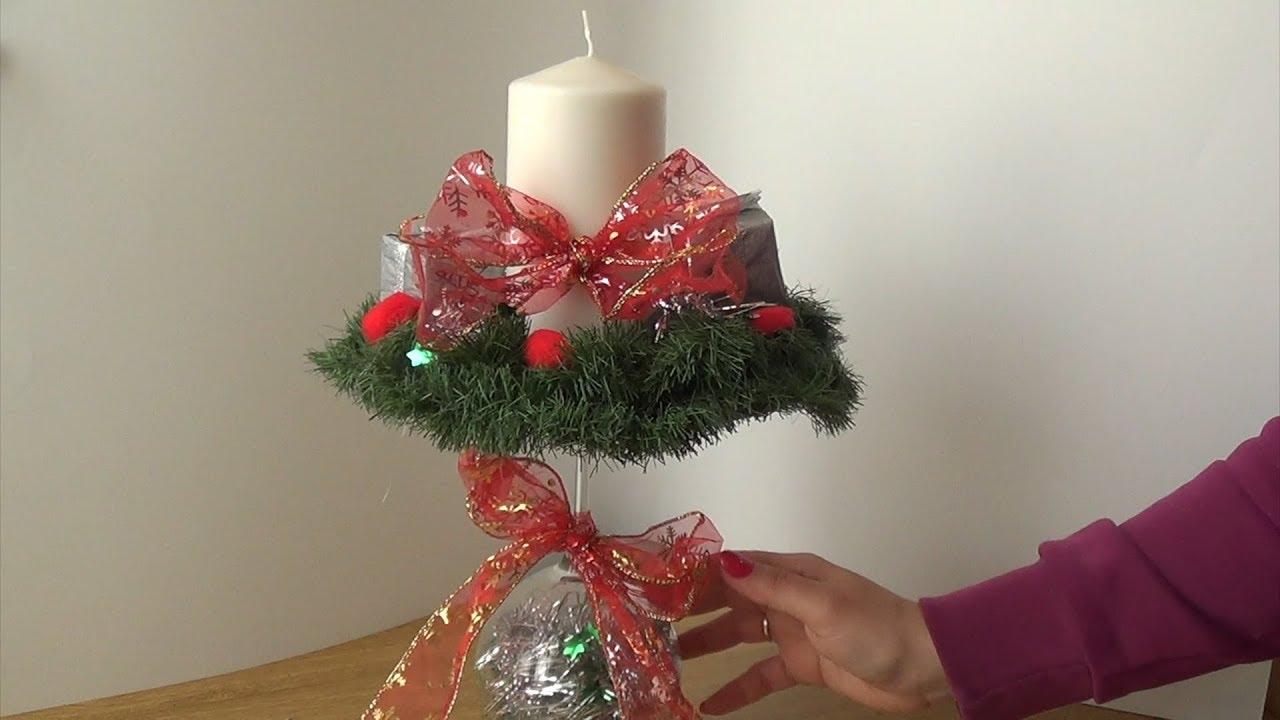 Centrotavola Natalizi X Bambini.Decorazioni Di Natale Per Bambini Pianetamamma It