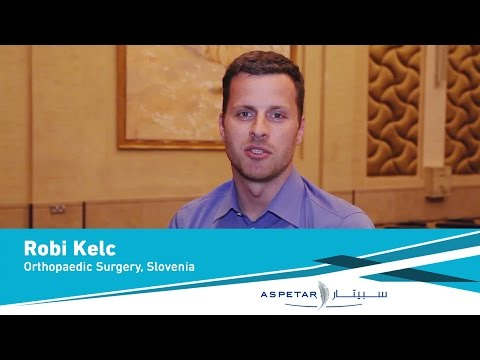 Robi Kelc - Orthopaedic Surgery, Slovenia - Europe
