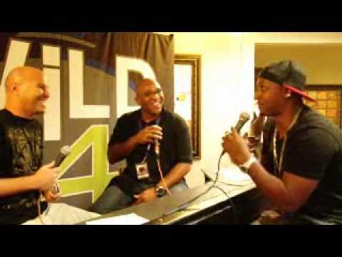 WiLD 94-1's Last Damn Show 12 Interview Backstage with Mystikal 8/28/2010