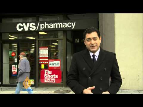 US drugstore chain stubs out cigarettes