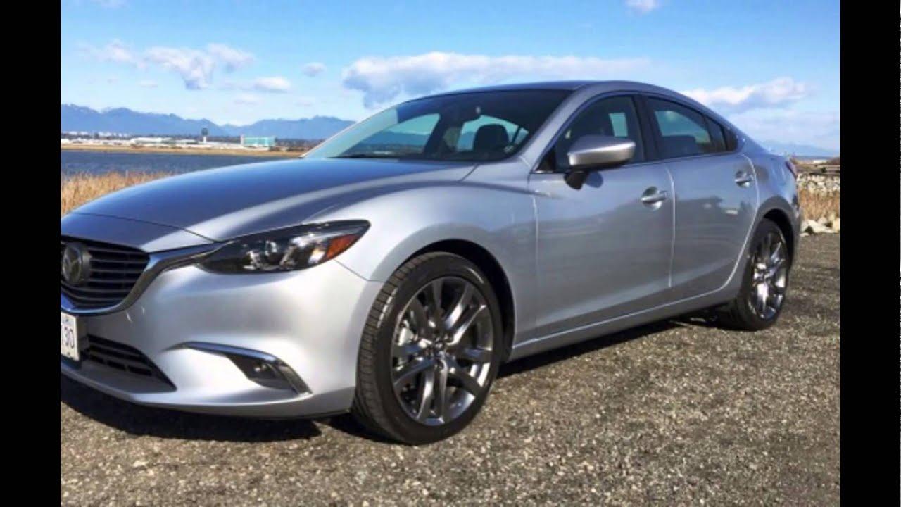 2016 Mazda 6 Sonic Silver Youtube