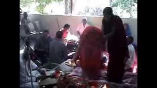 Pundit Krishendat Maharaj and the Sita Ram Ramayan group pt1