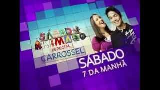 Chamada Sábado Animado (19/05/2012) - SBT