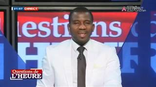 Question de l'heure AFFAIRE SONKO/AHMED KHALIFA NIASSE  du 2018-10-03