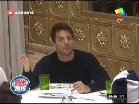 """""""Gran Hermano 2015"""": Mariano, en guerra con sus compañeros por su supuesto """"hambre"""""""