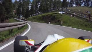 Trento Bondone 2017 Christophe Weber Onboard Camera Dallara F302-04 Spiess