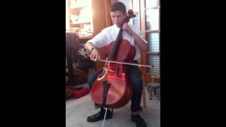 Alex Horvat, Allegro from Concerto in D Major, Op.3, No.9, Antonio Vivaldi