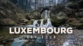 Explore Europe Vlog - Luxembourg - Day 4