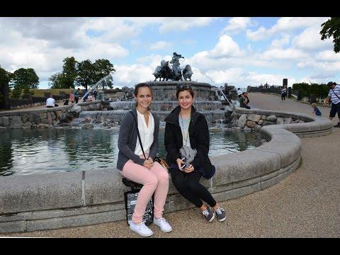 Copenhagen, Denmark - Walking Tour - July 21, 2015