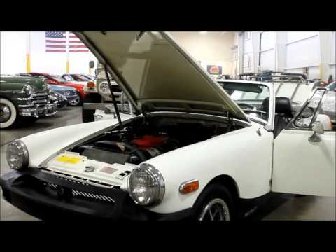 1976 MG Midget from YouTube · Duration:  2 minutes 56 seconds