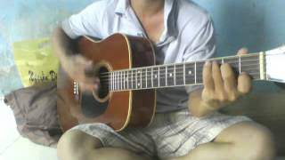 Chim Sao Ngay Xua Guitar Cover Phat Truong