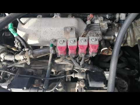 Двигатель 4G64S4M общий вид