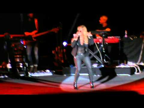 Anastacia, Back in Black, the other side of crazy, sweet child of mine - Roma 11/01/15