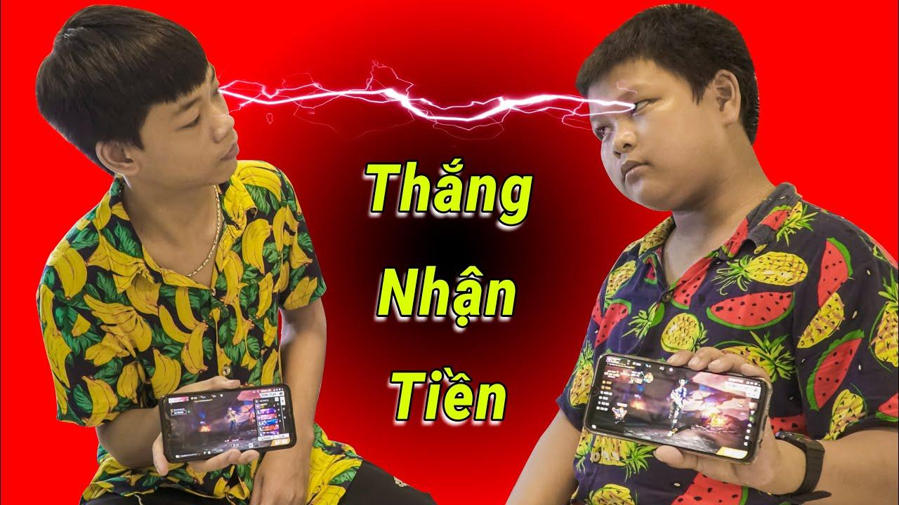Tạo Mẩu Đại Chiến Solo Free Fire Với Nhân Viên Trà Chanh @SUNG VLOGS   Gaming Battle Receive Money