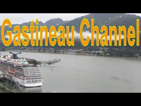 Gastineau Channel, Channel in Juneau, Alaska, United States