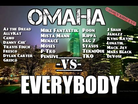 OMAHA VS EVERYBODY