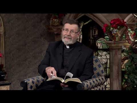 EWTN Live - 2018-12-20 - Fr. Mitch Pacwa On The Holy Land