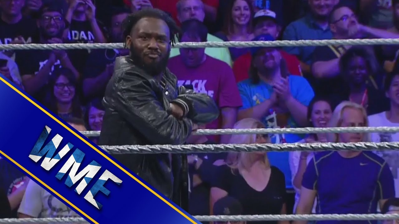 WWE Rich Swann Custom Entrance Video Titantron