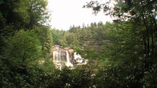 Family Camping Trip to Blackwater Falls, West Virginia