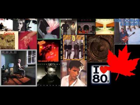 1980s Canadian Rock Collection