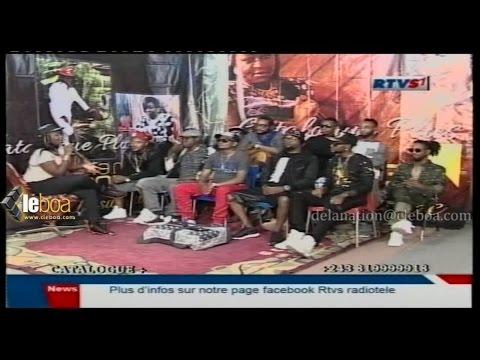Affaire RKELLY avida + Ba visas ya DV Lotterie : ba musiciens ya FALLY baye ko repondre MARC HOUSE