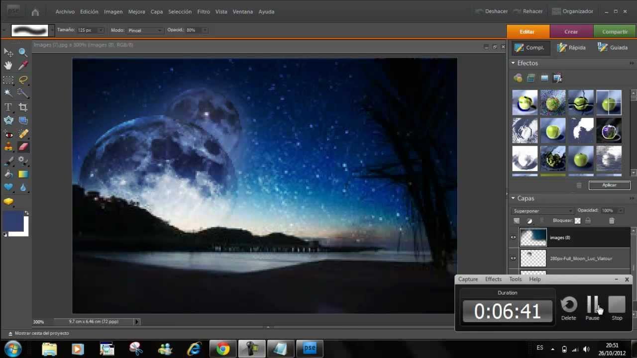 Adobe elements photoshop 7