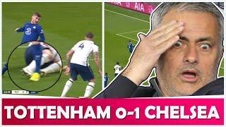 Sack Jose Mourinho Now? Tottenham 0-1 Chelsea Match Reaction | #JoseOut