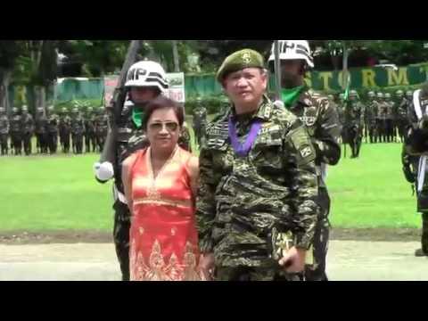 8ID Change of Command Ceremony 2016
