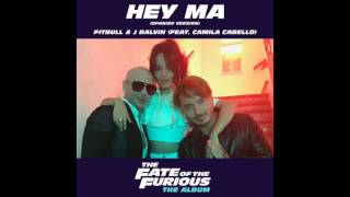 Pitbull JBalvin Hey Ma feat Camila Cabello Audio
