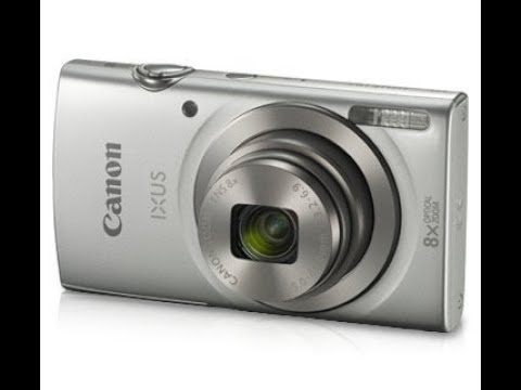 Canon IXUS 185 Digital Camera Complete Review