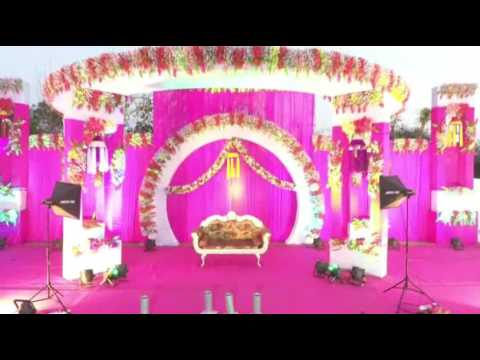 Kamla tent house om marriage garden borawar om ji solanki  sc 1 st  YouTube & Kamla tent house om marriage garden borawar om ji solanki - YouTube