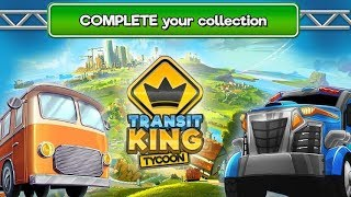 Transit King Tycoon – Transport Empire Builder Gameplay | Android 1080 HD