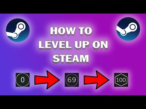 How To Level Up On Steam For Free In Minutes! (Quick, Cheap And Easy)