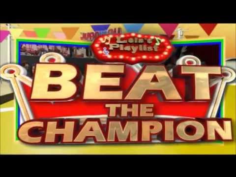 Lola's Playlist Beat The Champion | September 19, 2016