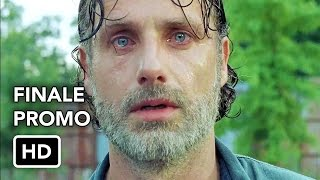 "The Walking Dead Season 7 Episode 8 ""Hearts Still Beating"" Promo (Mid-Season Finale)"