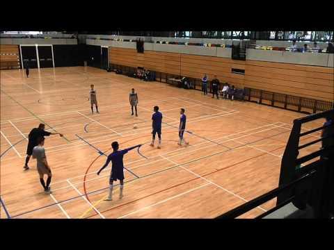 Brentford FC Futsal Club 'A' v Chelsea FC 'A' (13-1-16)