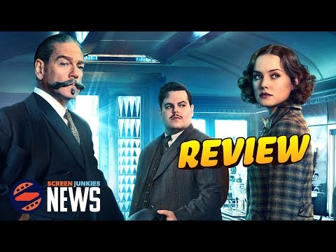 Murder on the Orient Express - Review