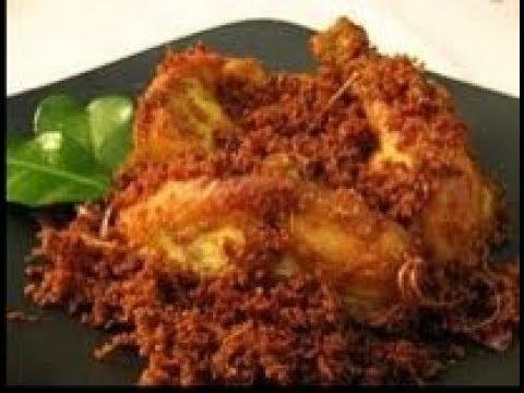 Resep Ayam Bumbu