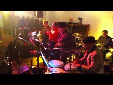YA Salsa Social - Live Music from the band LL7 - Farmington, MI 12/28/2014
