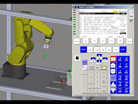Production setup and Program checks on a FANUC Controller