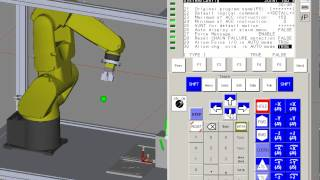 Production setup and Program checks on a FANUC Controller
