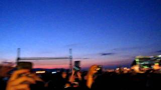 Tiesto - Hurts - Supermode (Cacao Beach, Sunny Beach, Bulgaria - 30.08.2011)