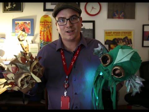SparkFun Live: Annual Halloween Costume Contest!