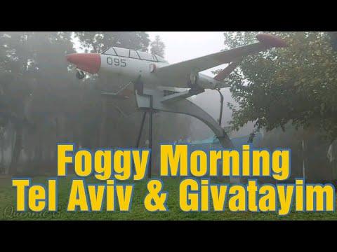 Foggy Morning Tel Aviv | Givatayim