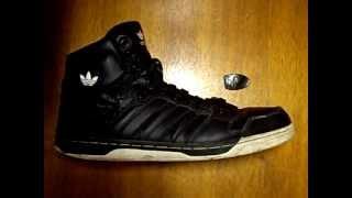 Превращаем китайские кроссовки в фирменные кеды Adidas! :D