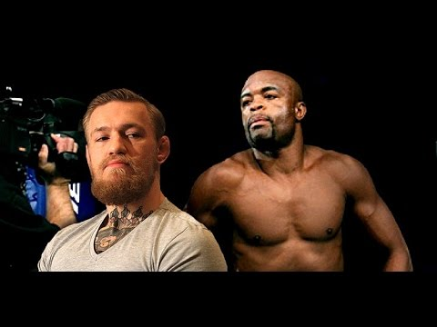 Anderson Silva Warns Conor McGregor About Disrespecting Brazilians